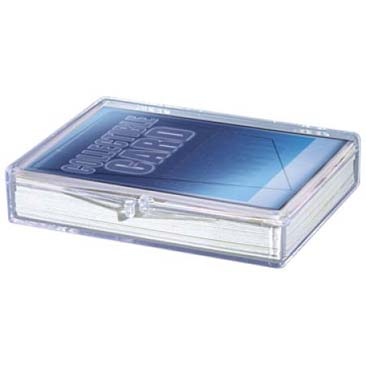 Ultra PRO Hinged 35 Card Storage