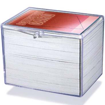 Ultra PRO Hinged 150 Card Storage