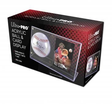 Ultra PRO Baseball & Card Clear Holder
