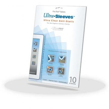 "Ultra PRO Ultra Sleeves for 10"" iPad Tablets 2nd, 3rd & 4th Gen"