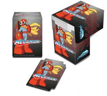 Ultra PRO Megaman Full-View Deck Box - Protoman