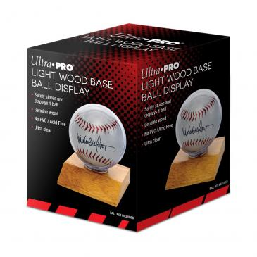 Ultra PRO Baseball Light Wood Holder