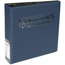 """Ultra PRO 3"""" Blue Collectors Album"""