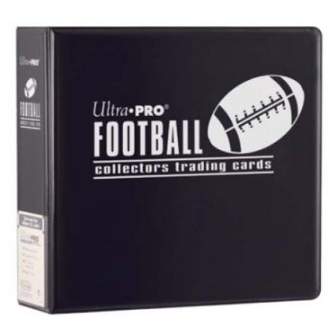 "Ultra PRO 3"" Black Football Album"