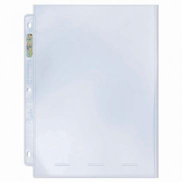 "Ultra PRO 1-Pocket Platinum Page with 8"" X 10"" Pocket"