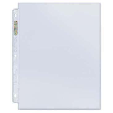 "Ultra PRO 1-Pocket Platinum Page with 8-1/2"" X 11"" Pocket"
