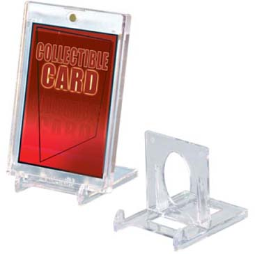 Ultra PRO Two-Piece Small Stand for Card Holders (5 per pack)