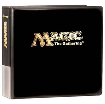 "Ultra PRO 3"" Magic Black Album"