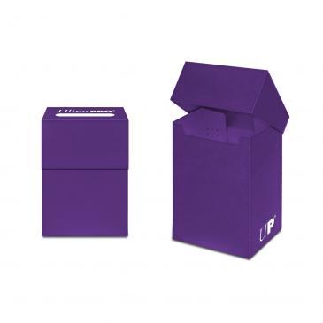Ultra PRO Purple Deck Box