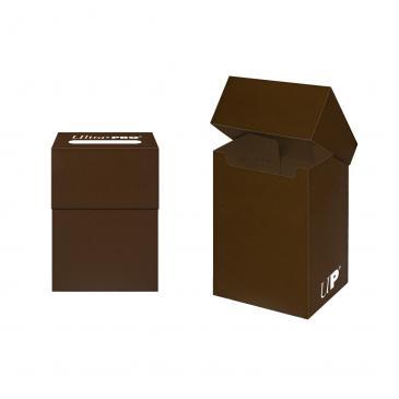 Ultra PRO Brown Deck Box