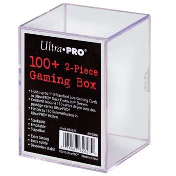 Ultra PRO 100+ 2-Piece Gaming Box