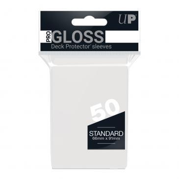 Ultra PRO 50ct Clear Standard Deck Protectors
