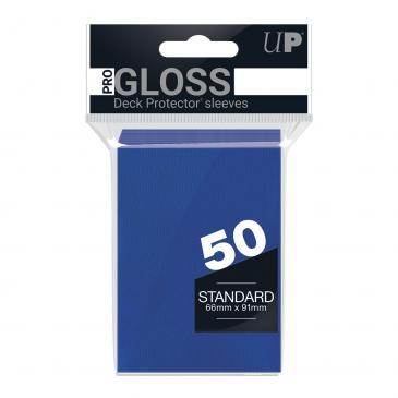 Ultra PRO 50ct Blue Standard Deck Protectors