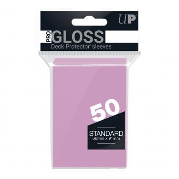 Ultra PRO 50ct Pink Standard Deck Protectors