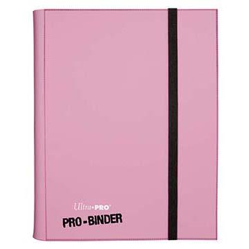 Ultra PRO 9-Pocket Pink PRO-Binder