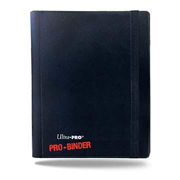 Ultra PRO 4-Pocket Black PRO-Binder