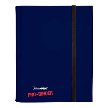 Ultra PRO 9-Pocket Dark Blue PRO-Binder