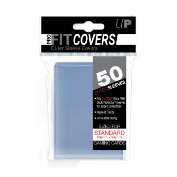 Ultra PRO Standard Sleeve Covers 50ct