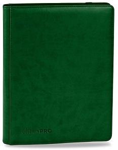 Ultra PRO Premium 9-Pocket Green PRO-Binder