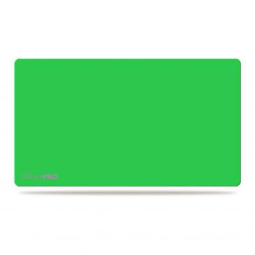 Ultra PRO Solid Lime Green Playmat