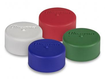 Ultra PRO Playmat Tube Caps - Standard Colors