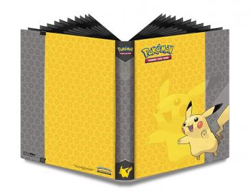 Ultra PRO Pikachu 9-Pocket PRO-Binder for Pokémon