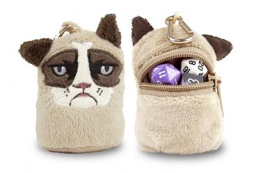 Ultra PRO Grumpy Cat Mini Dice & Token Pouch