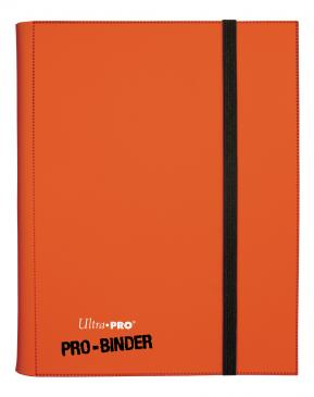 Ultra PRO 9-Pocket Orange PRO-Binder
