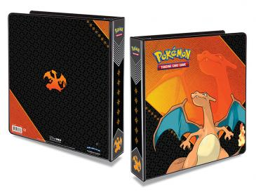 "Ultra PRO Charizard 2"" Album for Pokémon"