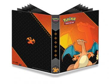 Ultra PRO Charizard 9-Pocket PRO-Binder for Pokémon