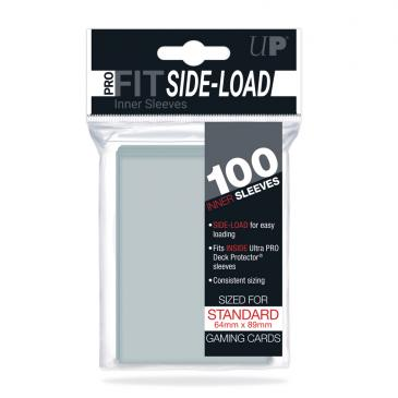 Ultra PRO PRO-Fit Standard Side Load Deck Protectors 100ct