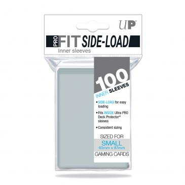 Ultra PRO PRO-Fit Small Side Load Deck Protectors 100ct
