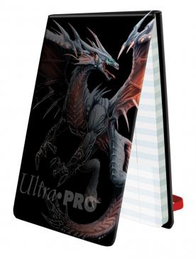 Ultra PRO Black Dragon Life Pad