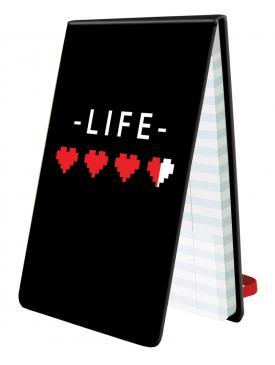 Ultra PRO 8-Bit Hearts Life Pad