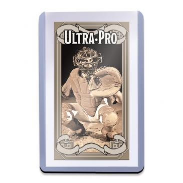 Ultra PRO Tobacco Size Toploader - 25ct