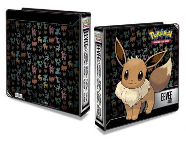 "Ultra PRO Eevee 2"" Album for Pokémon"