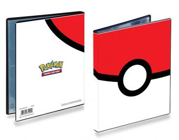 Ultra PRO Poké Ball 4-Pocket Portfolio for Pokémon