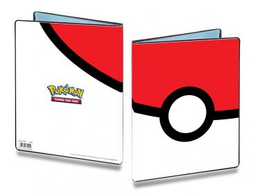 Ultra PRO Poké Ball 9-Pocket Portfolio for Pokémon