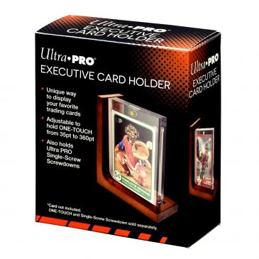 Ultra PRO Executive Card Holder