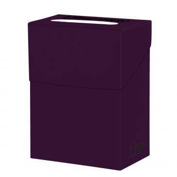 Ultra PRO Plum Deck Box