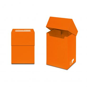 Ultra PRO Pumpkin Orange Deck Box