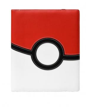 Ultra PRO Poké Ball 9-Pocket PRO Binder EX for Pokémon