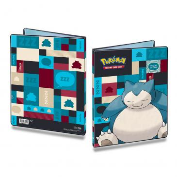 Ultra PRO Snorlax 9-Pocket Portfolio for Pokemon