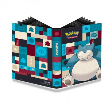 Ultra PRO Snorlax 9-Pocket PRO-Binder for Pokemon