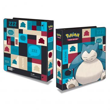 "Ultra PRO Snorlax 2"" Album for Pokemon"