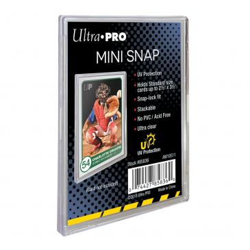 Ultra PRO UV Mini Snap Card Holder