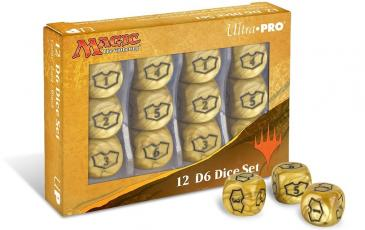 Ultra PRO Plane of Ixalan Loyalty Dice Set for Magic: The Gathering