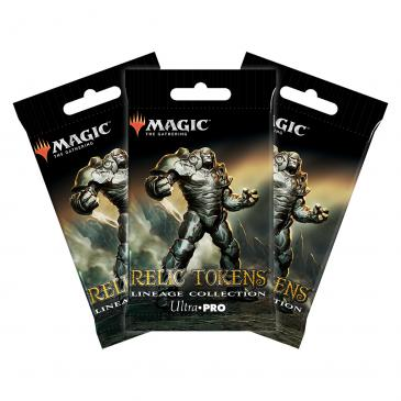 Ultra PRO Relic Tokens Lineage Collection for Magic: The Gathering